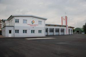 Feuerwehrhaus FF Günselsdorf